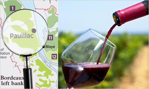 Pauillac wine