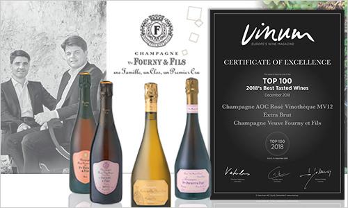 20181218 Veuve Fourny Champagnes 2018