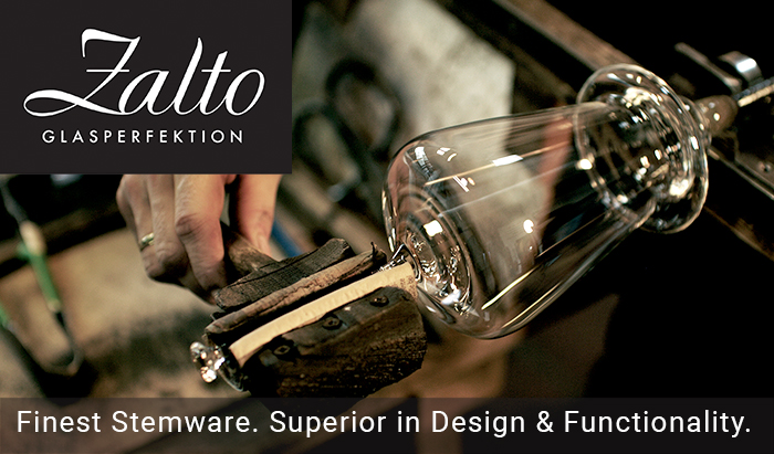 ZALTO Finest Stemware from Austria